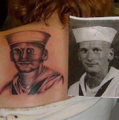 bad portrait tattoos panerism portrait fail v1 17 photos