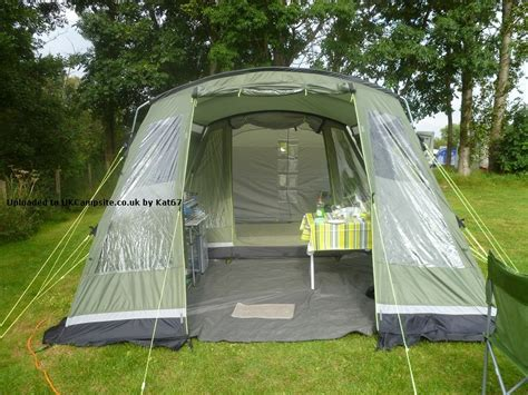 main tent and awning outwell oakland xl front awning tent extension reviews and details