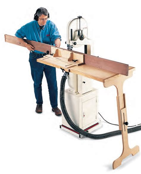 best woodworking bandsaw bandsaw table system popular woodworking magazine