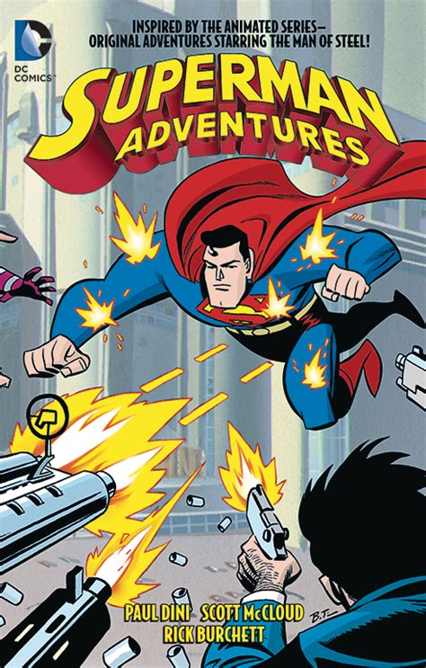 supermantp vol 1 aug150279 superman adventures tp vol 01 previews world
