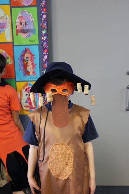 Platapus Costume Wombat Stew Drama Ideas Wombat Stew