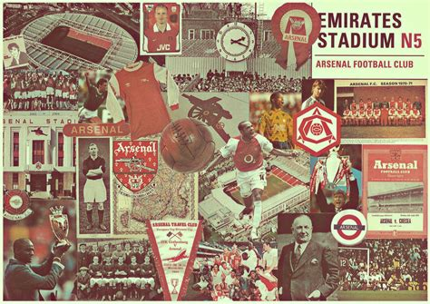arsenal history the arsenal collective a home for memories of the