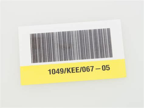 Barcode Etiketten Aufkleber by Barcode Etiketten Drucken Auf Rolle