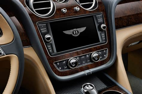 bentley bentayga interior clock new bentley bentayga will spawn a seven seater 187mph suv