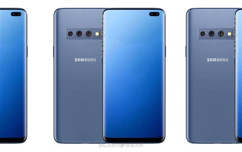 Samsung Galaxy S10 At T by Samsung Just Confirmed These Galaxy S10 Details Slashgear