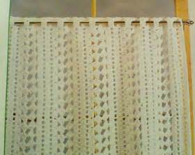 free kitchen curtain patterns crochet cafe curtain etsy