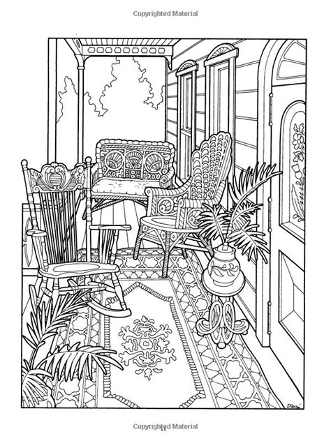 coloring pages for adults victorian the victorian house coloring book coloriages pinterest