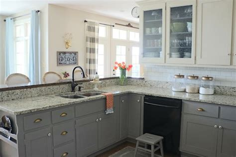 Chalk Painted Kitchen Cabinets why i repainted my chalk painted cabinets hometalk