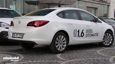 Opel Astra Sedan by Test Opel Astra Sedan 1 6 Dizel Otomatik