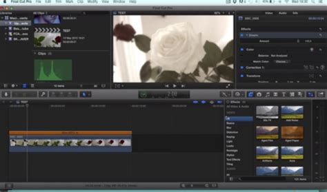 final cut pro reverse clip final cut pro x tutorials for beginners and experts