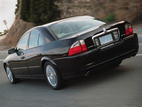 lincoln ls 06 lincoln ls 2002 06