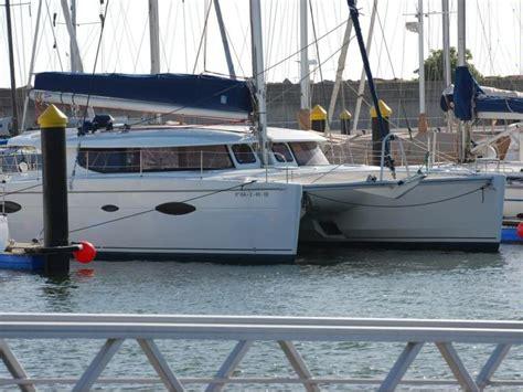 venta de catamaran en lima fountaine pajot salina 48 en lima catamaranes a motor de
