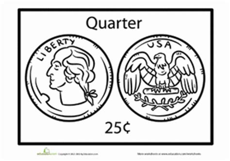 coloring page quarter coloring pages letter q quarter coloring best free