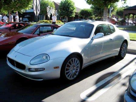 2002 maserati cambiocorsa 2002 maserati coupe cambiocorsa for sale lotustalk the