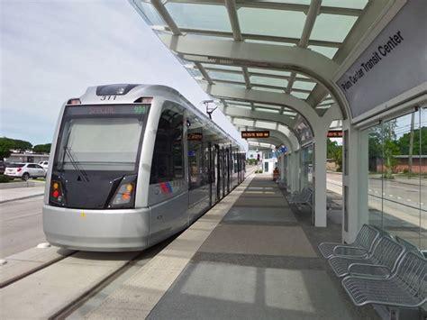 light rail to golden 1 center sneak peek at the new metro rail lines art filled stops