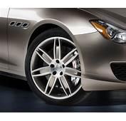 2013 Maserati Quattroporte Ermenegildo Zegna Limited