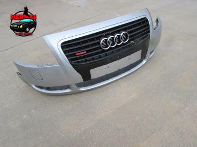 audi tt mk1 bumper audi tt mk1 8n front bumper cover w grille silver