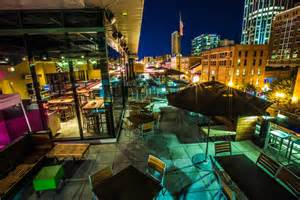 Nashville Top Bars by Best Rooftop Bars In Nashville Nashville Guru