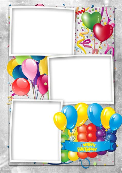 17 Best Images About Birthday Borders On Pinterest Free Printable Cute Happy Birthday And Free Printable Birthday Borders And Frames