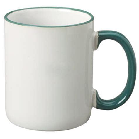 Handle Green Coffee 12 oz halo c handle coffee mug green 11353 splendids