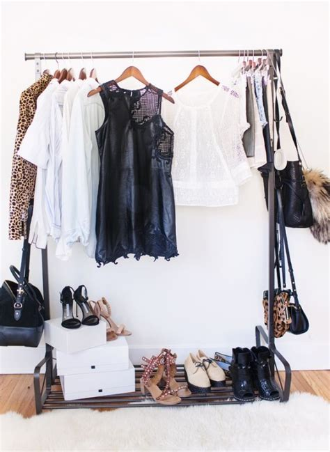 outfits for bedroom ideas of how to use the clothes rail bedroom inspiration