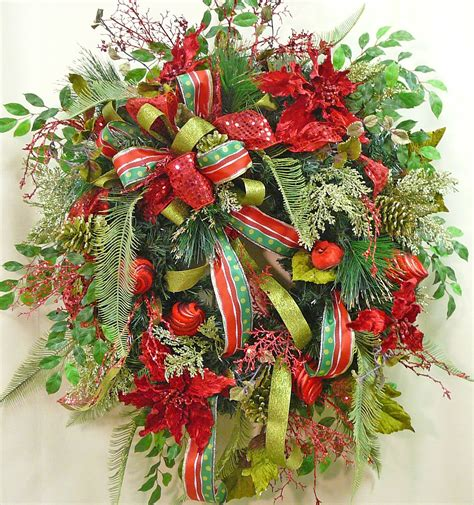 christmas wreath a sneak peek nancy alexander 2016
