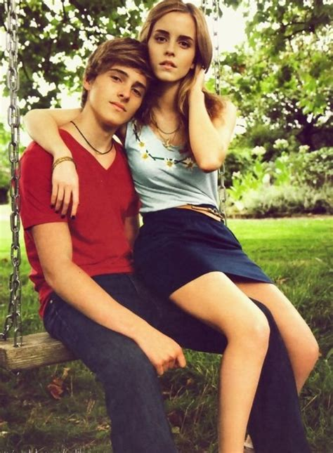 emma watson siblings hottest brother and sister alex and emma watson