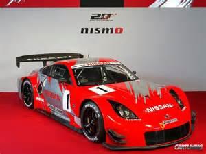Nissan Racing Cars 350z 187 Cartuning