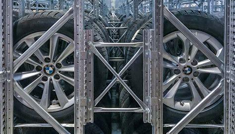 scaffali porta gomme scaffalature porta gomme grande impianto per lo