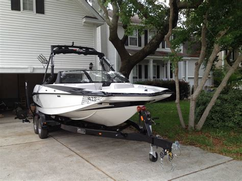 boat wake gate axis a22 wakeboard boat with surf gate 2014 for sale for