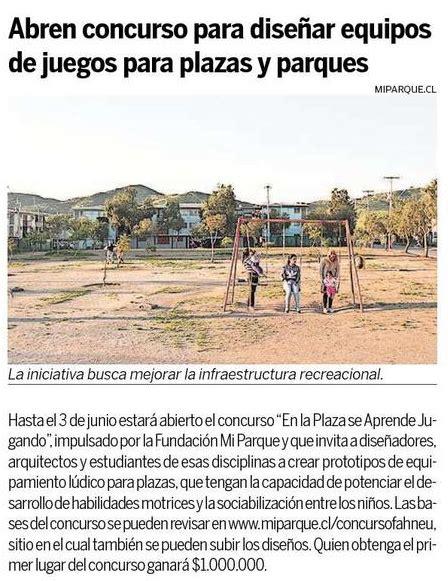 concurso para docentes plazas provicionales 2016 mayo 2 2016 fundaci 243 n mi parque
