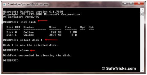 format diskpart windows 8 computer tricks how to make bootable usb pendrive for
