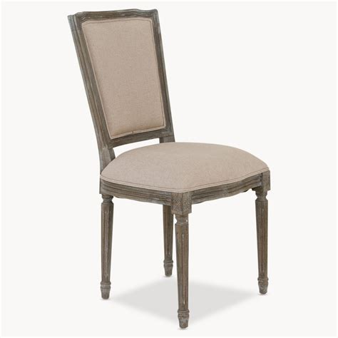 Square Dining Chairs Stanley Square Fabric Dining Chair