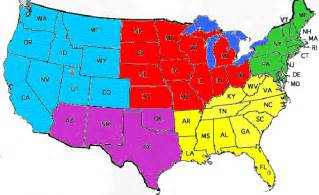 us map with capitals and regions regions of the united states thinglink