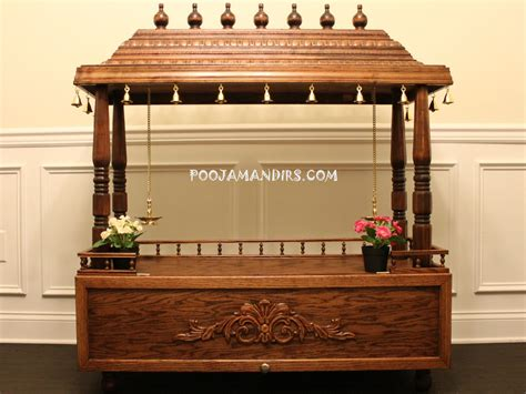 pooja mandirs usa ashwini collection open model pooja mandir temple design  home