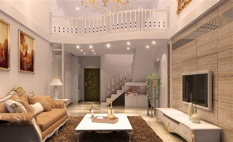 duplex house interior design in 3d interior design