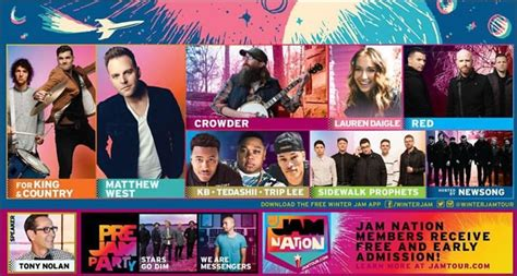 country fan 2017 lineup fan favorites for king country and matthew to