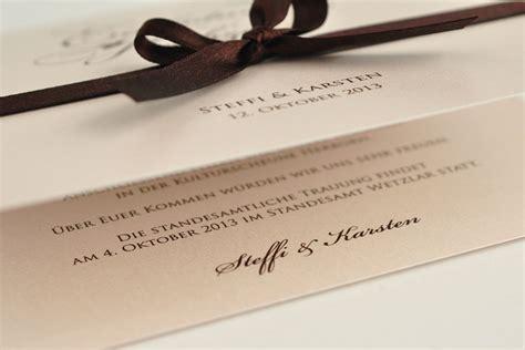 Hochzeitseinladungen Klassisch by Edle Einladungskarten Sofiatraffic Info