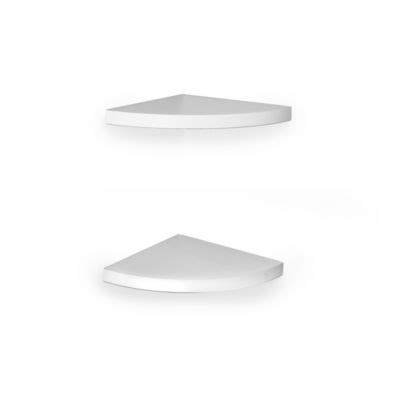 White Corner Shelf by Buy Corner Shelves From Bed Bath Beyond