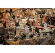 Swiss Alps No Its Northlandz The Worlds Largest Model Railroad In