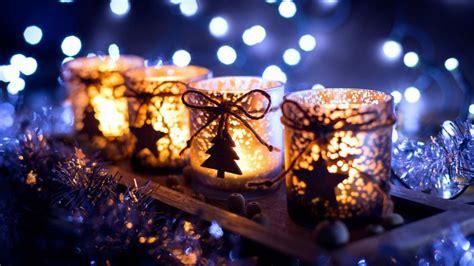 decoracion de navidad velas velas de navidad hogarmania