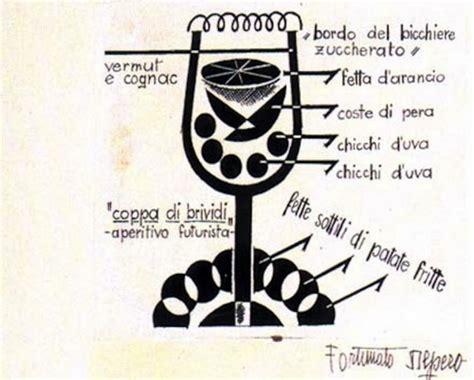 cucina futurista ricette possiamo permetterci l arte contemporanea alfabeta2