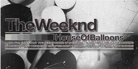 the weeknd house of balloons album sputnikmusic staff s top 50 albums of 2011 30 11 171 staff blog