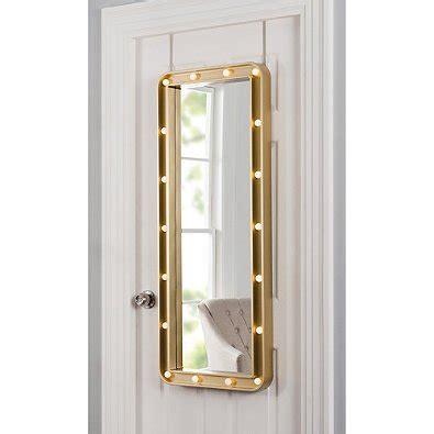 over the door jewelry armoire with marquee lights door mirror quot quot sc quot 1 quot st quot quot ikea