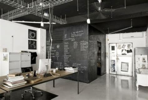 imagenes estudios minimalistas 24 dise 241 os de oficinas en varios colores para el hogar