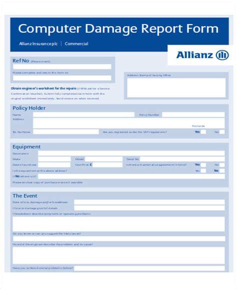computer maintenance report template best free home design idea inspiration