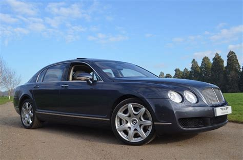 bentley continental flying spur blue used meteor blue bentley continental flying spur for sale