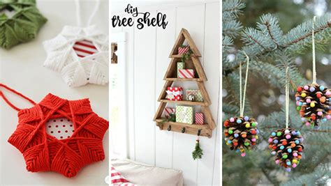 what do i need to decorate christmas 20 splendid diy decor ideas you ll definitely want to try