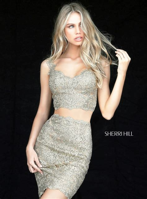short hair sherri hill sherri hill 51522 short dress madamebridal com