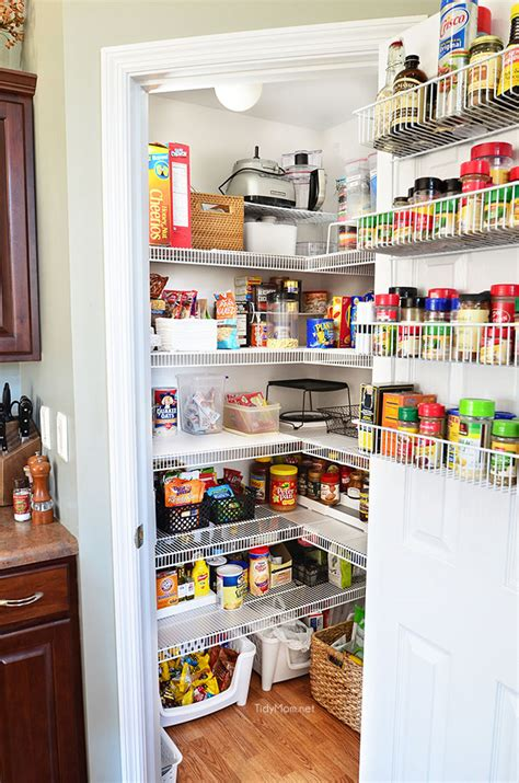 What I In Pantry Recipes by Real Pantry Organization Tidymom